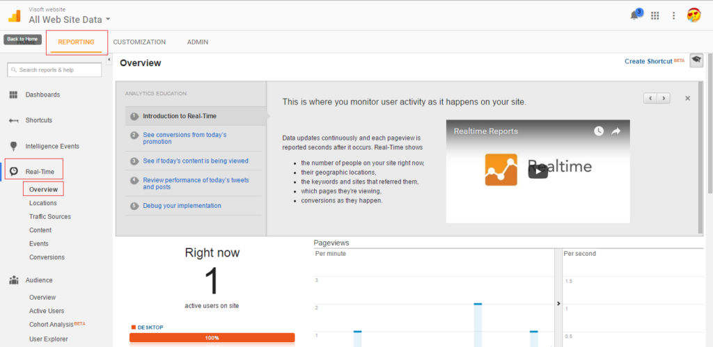 Google analytics website odoo image 20 sub