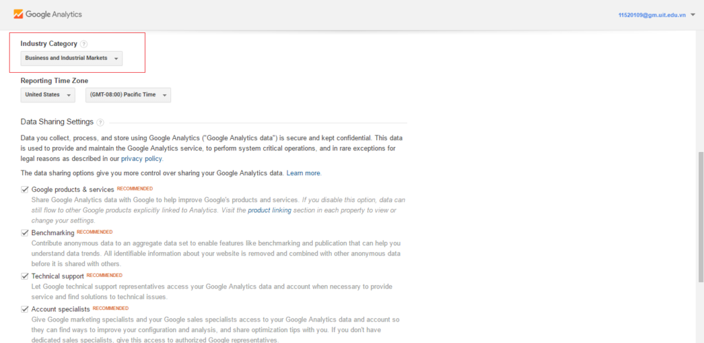 Google Analytics website odoo image 7 sub
